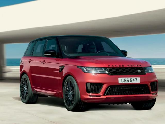 Land Rover Range Rover Sport II SUV Facelifting 2.0L Si4 300KM 221kW od 2017