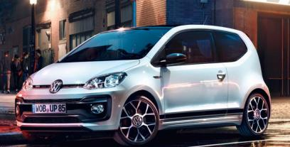Volkswagen up! GTI 3d