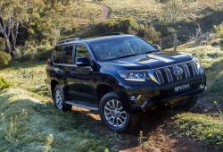 Toyota Land Cruiser VII Terenowy 5d