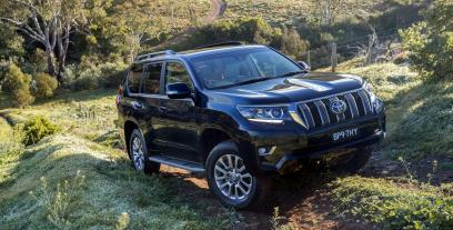 Toyota Land Cruiser VII Terenowy 5d 2.8 D-4D 204KM 150kW od 2020