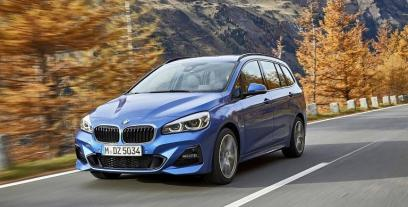 BMW Seria 2 I Active Tourer Facelifting 220d 190KM 140kW od 2018