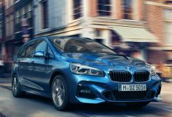 BMW Seria 2 Gran Tourer Facelifting -