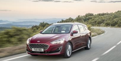 Ford Focus Vignale Kombi 1.5 EcoBoost 150KM 110kW od 2018