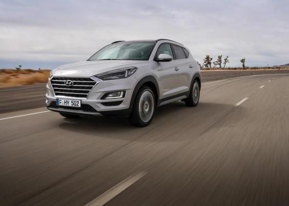 Raport Spalania Hyundai Tucson Zużycie Paliwa Autocentrumpl