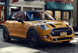 Mini Mini III Hatchback 3d Facelifting -