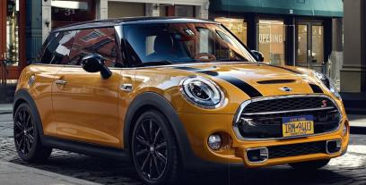 Mini Mini III Hatchback 3d Facelifting One 1.5 102KM 75kW od 2018