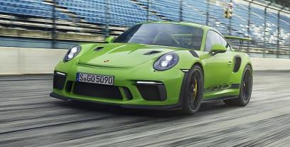 Porsche 911 991 GT3 RS Facelifting 4.0 520KM 382kW od 2018
