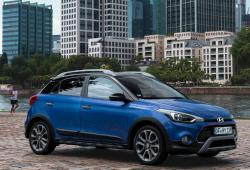 Hyundai i20 II Active Facelifting -