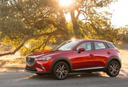 Mazda CX-3 Crossover Facelifting