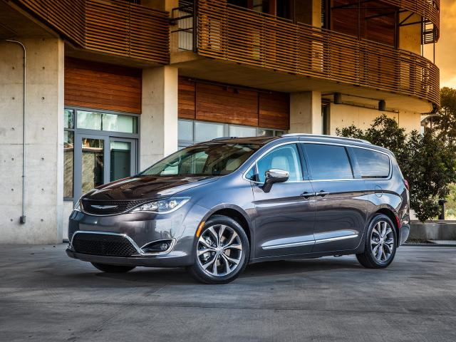 Chrysler Pacifica II -