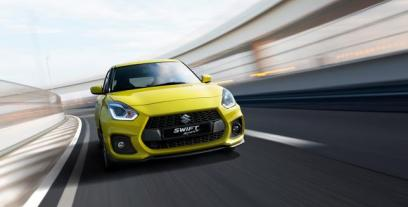 Suzuki Swift VI Sport 1.4 BOOSTERJET 140KM 103kW 2018-2019