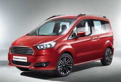 Ford Tourneo Courier Mikrovan Facelifting