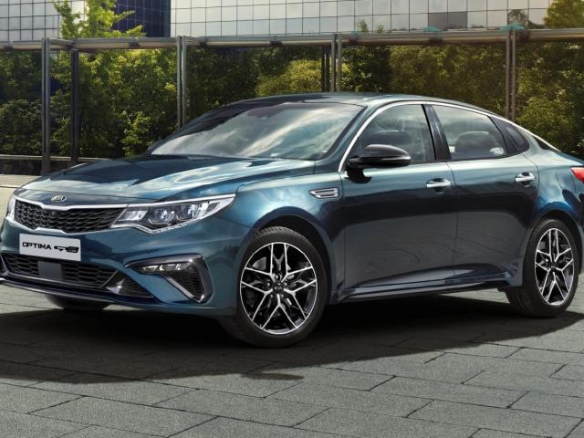 Kia Optima II Sedan Facelifting 2.0 DOHC 163KM 120kW 2018-2019