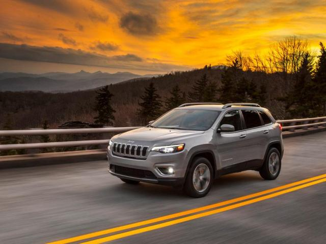 Jeep Cherokee V Terenowy Facelifting 2.0 L4 GME 270KM 199kW od 2018