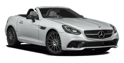 Mercedes SLC Roadster 2.0 300 245KM 180kW od 2015