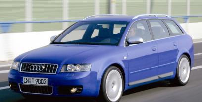 Audi A4 B6 S4 Avant 42 V8 344km 253kw 2002 2004 Dane Techniczne