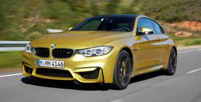BMW Seria 4 M4 Coupe