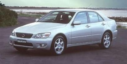 Lexus IS I Sedan