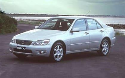 Lexus IS I -