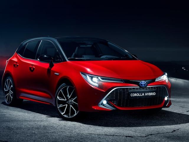 Unikalne Raport spalania Toyota Corolla - zużycie paliwa • AutoCentrum.pl NS72
