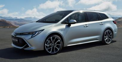 Nowa Toyota Corolla Xii Ts Kombi 1 8 Hybrid 122km 90kw Od 2019