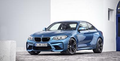 BMW Seria 2 M-Coupe Facelifting M240i 340KM 250kW od 2017