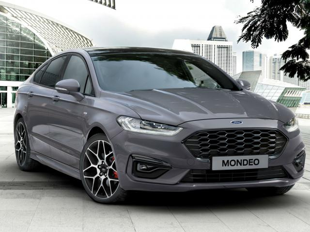 Ford Mondeo V Liftback Facelifting 1.5 Ecoboost 165KM 121kW od 2019