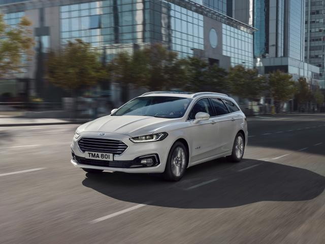 Ford Mondeo V Kombi Facelifting