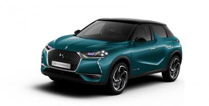 DS 3 Crossback Crossback 1.5 BlueHDi 102KM 75kW od 2019