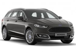 Ford Mondeo Vignale Kombi Facelifting