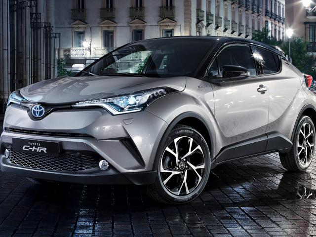 Toyota C-HR Crossover - Opinie lpg