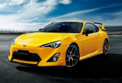 Toyota GT86 Coupe Facelifting