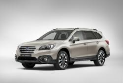 Subaru Outback V Crossover Facelifting