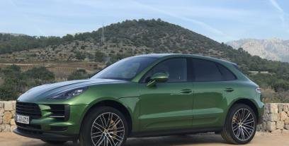 Porsche Macan SUV Facelifting 2.0  245KM 180kW od 2019