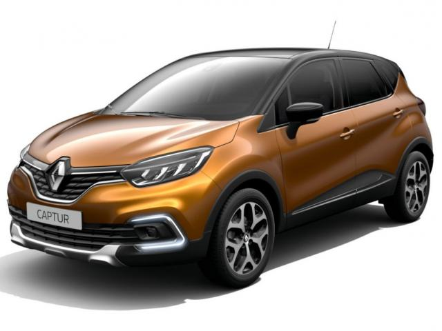 Renault Captur I Crossover Facelifting 0.9 Energy TCe 90KM 66kW od 2017