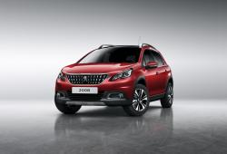 Peugeot 2008 SUV Facelifting