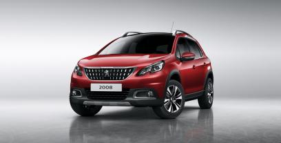 Peugeot 2008 I SUV Facelifting 1.2 PureTech 130KM 96kW 2016-2019