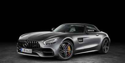 Mercedes AMG GT Coupe