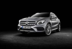 Mercedes GLA Off-Roader Facelifting - Oceń swoje auto