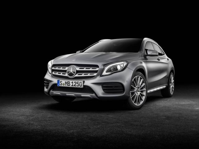 Mercedes GLA Off-Roader Facelifting 1.6 180 122KM 90kW od 2017