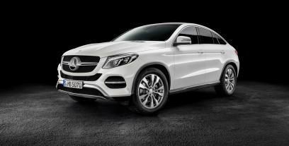 Mercedes GLE W166/C292 Coupe