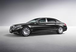 Mercedes Maybach Limuzyna Facelifting