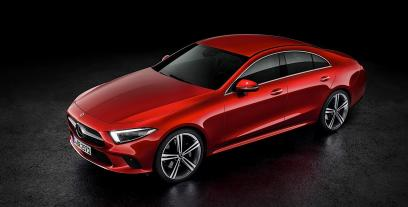 Mercedes CLS C257 Coupe