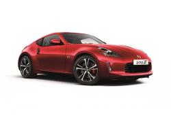 Nissan 370Z Coupe Facelifting