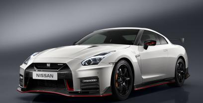 Nissan GT-R Coupe Facelifting 2016 3.8 570KM 419kW od 2016