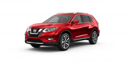 Nissan X-Trail III Terenowy Facelifting