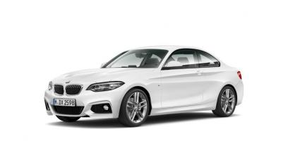 BMW Seria 2 Coupe Facelifting 220d 190KM 140kW od 2017