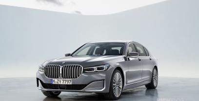 BMW Seria 7 G11-G12 Sedan Facelifting 4.4 750i 530KM 390kW od 2019