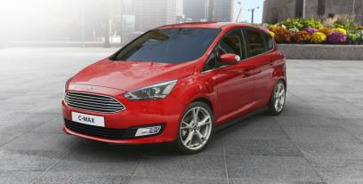 Ford C-MAX II Grand C-MAX Facelifting