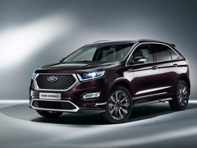 Ford Edge Vignale SUV Facelifting 2.0 EcoBlue 238KM 175kW od 2019